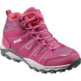Meindl - Alon Junior Mid Kids Trekkingschuh fuchsia orange