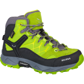 SALEWA - JR Alp Trainer MID GTX Kinder cactus