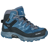 SALEWA - JR Alp Trainer MID GTX Kids dark denim/ charcoal