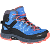 SALEWA - JR Alp Trainer MID GTX Kinder royal blue