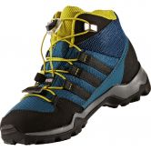 adidas - Terrex Mid GTX Outdoor-Schuh Kinder blanch blue chalk white tech steel