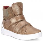 Ecco - Ginnie Goldgirl Klettstiefel Kids gold