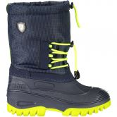 CMP - AHTO WP Canadienboots Kinder black blue