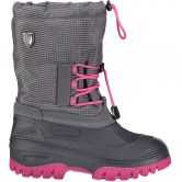 CMP - AHTO WP Canadienboots Kinder asphalt