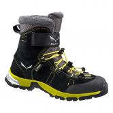 SALEWA - Snowcap GTX® Kids black yellow