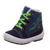 Superfit - Groovy Winterboot Kids blue green estate