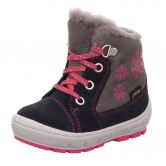 Superfit - Groovy Winterboot Kids grey pink estate
