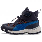 Puma - Maka Puretex V Jr. Winter Boots Kids peacoat jaffa orange
