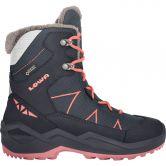 Lowa - Jonas GTX MID Winter Boots Kids navy coral
