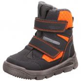 Superfit - Mars Snowboots Boys grey orange