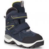 Ecco - Snow Mountain GORE-TEX® Stiefel Kinder black night sky