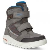 Ecco - Urban Snowboarder Boot Kids black dark shadow olympian blue