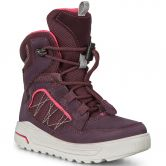 Ecco - Urban Snowboarder GORE-TEX® Boot Kids fig teaberry