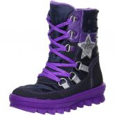 Superfit - Flavia GTX® Winter Boots Girls blue-purple