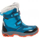 Jack Wolfskin - Snow Flake Texapore Winterschuh Mädchen icy lake blue