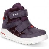 Ecco - Urban Snowboarder GTX® Klett Winterstiefel Kids night shade