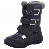 Superfit - Crystal Snowboots Girls blue grey