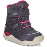 Ecco - Urban Mini GTX Winter Boots Kids night sky