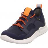 Superfit - Thunder  GTX® Schnürschuh Jungen blau orange