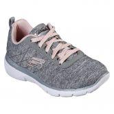 Skechers - Skech Appeal 3.0 Insiders Sneaker Kinder grau