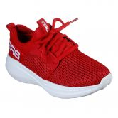 Skechers - Go Run Fast Valor Sneaker Kinder rot