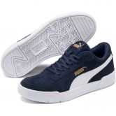Puma - Caracal SD Jr Sneaker Kinder peacoat puma team gold