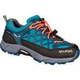 SALEWA - Wildfire WP Kids caneel bay fluo coral