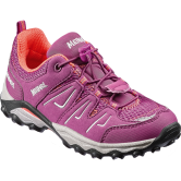 Meindl - Alon Junior GTX Kinder Halbschuh fuchsia orange