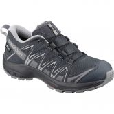 Salomon - XA PRO 3D CSWP Nocturne J Kinder ebony alloy quiet shade