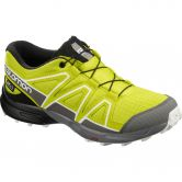 Salomon - Speedcross CSWP J Kids evening primrose quiet shade black