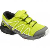 Salomon - Speedcross CSWP K Kids evening primrose quiet shade black