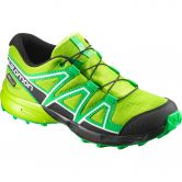 Salomon - Speedcross CSWP Kids lime green