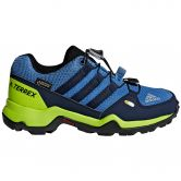 adidas - Terrex GTX Outdoor Shoes Kids trace royal collegiate navy soler slime