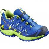 Salomon - XA Pro 3D CS Waterproof Kinder union blue