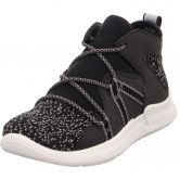 Superfit - Thunder Sneaker Boys black grey