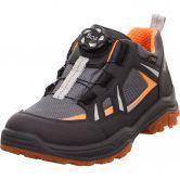 Superfit - Jupiter GTX® Boa Leather Sneaker Boys black