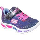 Skechers - Litebeams Gleam N'Dream Sneaker Girls navy