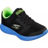 Skechers - GOrun 600™ Roxlo Sneaker Kids black lime