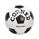 Happy People - Corner Soccerball black white