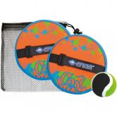 Schildkröt Fun Sports - Neoprene Catch Ball Set neon orange blue green