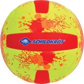 Schildkröt Fun Sports - Mini Neopren Beachvolleyball neon gelb rot