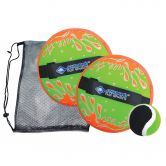 Schildkröt Fun Sports - Neoprene Catch & Play Set green orange