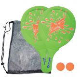 Schildkröt Fun Sports - Neopren Beachball Set green orange