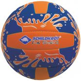 Schildkröt Fun Sports - Mini Neopren Beachvolleyball Gr. 2 blau orange
