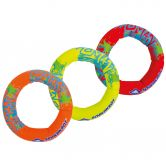 Schildkröt Fun Sports - Neoprene Diving Rings red yellow orange