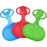 KHW - Snow Glider with Motive 39 cm blue green red
