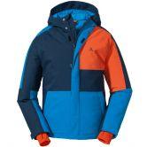 Schöffel - Brandnertal Skijacke Kinder indigo bunting