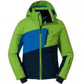 Schöffel - Wannenkopf Ski Jacket Kids lime green