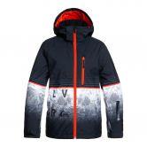 Quiksilver - Silvertip Ski Jacket Kids black benzal youth