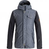 Quiksilver - Ridge Jacke Jungen estate blue